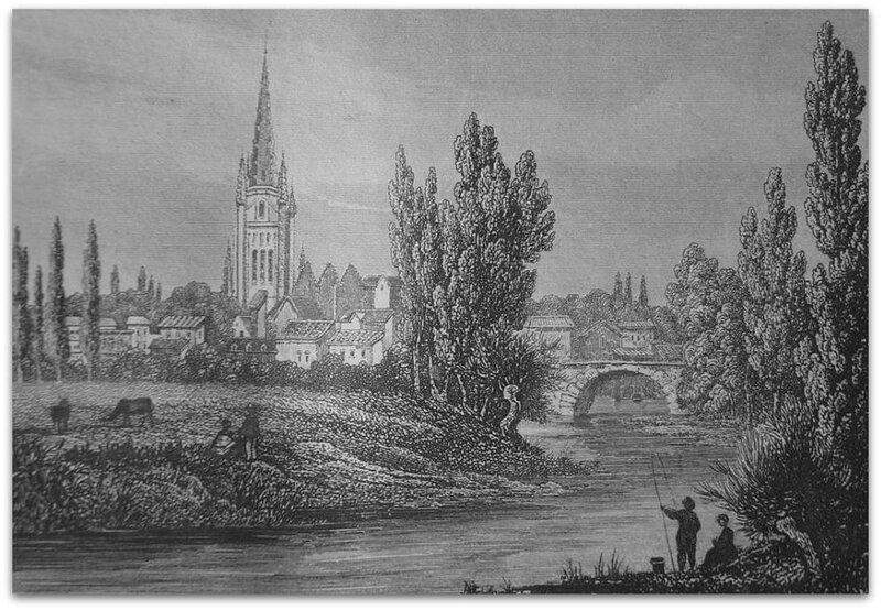 Fontenay-le-Comte z
