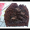 Cubes chocolat (cake)