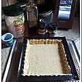 Pâte à tarte légère au yaourt au i-cook'in®
