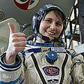 Retour sur une rencontre rapprochée avec une astronaute de l'e.s.a