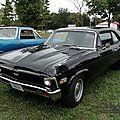 Chevrolet nova ss coupe 1971-1972