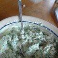 A la découverte des plantes sauvages comestibles, 2ème épisode: fromage à tartiner au mouron blanc