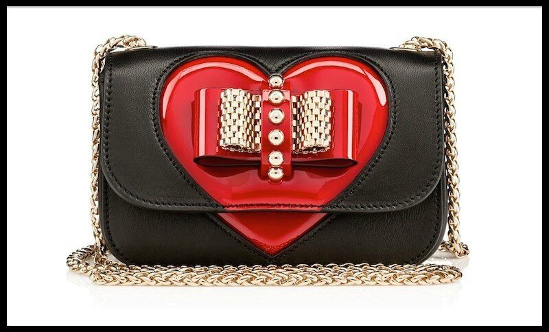christian louboutin collection cora sac sweety charity