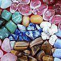 Zoom sur les pierres thérapeutiques