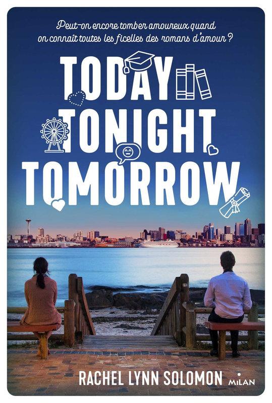 Today, tonight, tomorrow