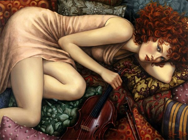 Blank Lauri - the-red-violin