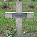Gruchet, Brunet Joseph, NN Fleury Douaumont (Meuse)