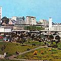 Brest, le quartier de la Gare