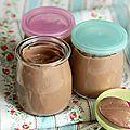 Mousse au chocolat végétalienne