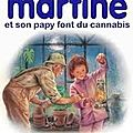 martine et son papy
