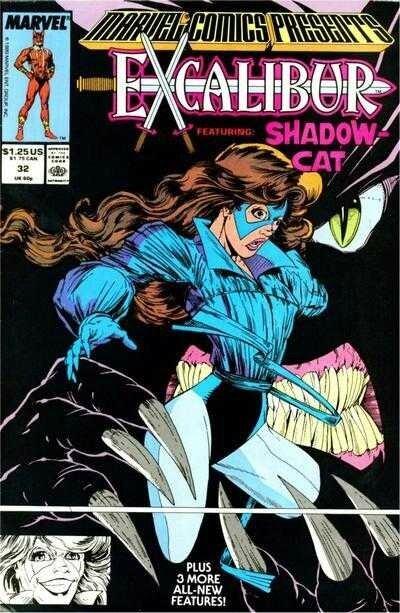 marvel comics presents 032