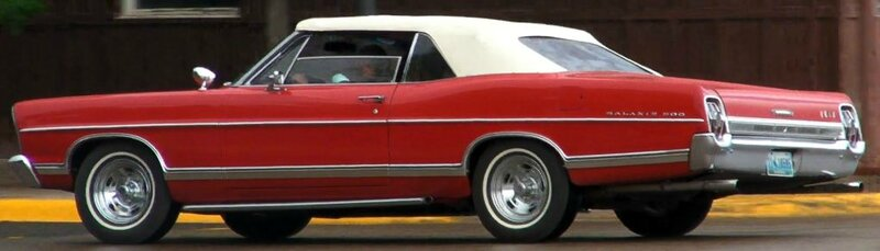 Ford Galaxie, Cody 2