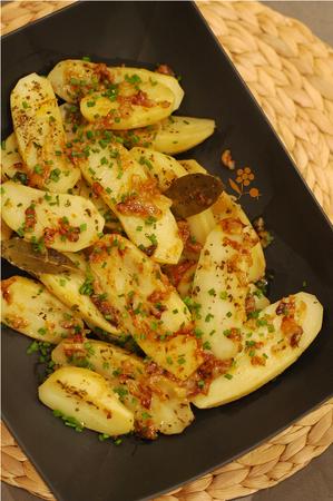 Pommes de terre au rice cooker_4