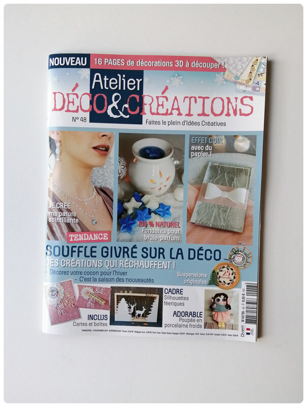 Publication blog Cam&Drey bricolent