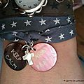 Bracelet Keep Calm & Pray on
