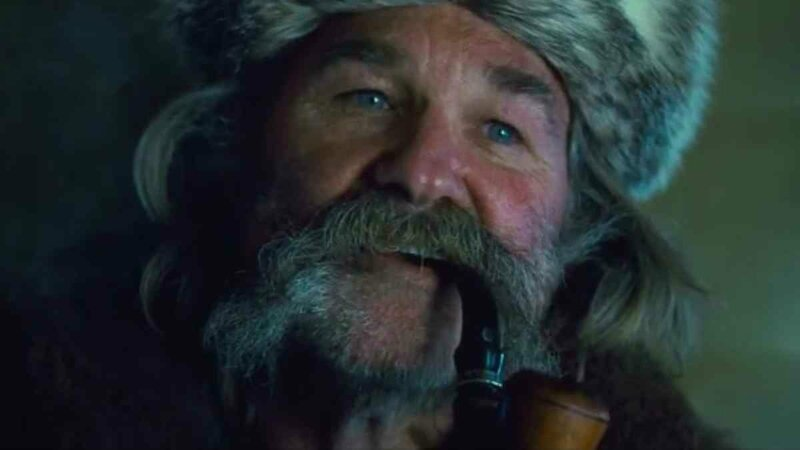 kurt russell hateful eight