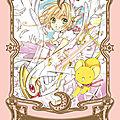 [manga] card captor sakura vols 1 & 2 de clamp