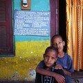 Visages d'Harar : Jeunes garçons