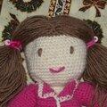 poupée au crochet catherine 2