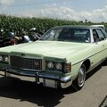 Mercury monterey custom 4door sedan ,1973
