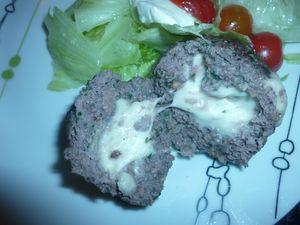 kefta au fromage
