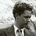 Dylan thomas (1914 – 1953) : le bossu du parc / the hunchback in the park