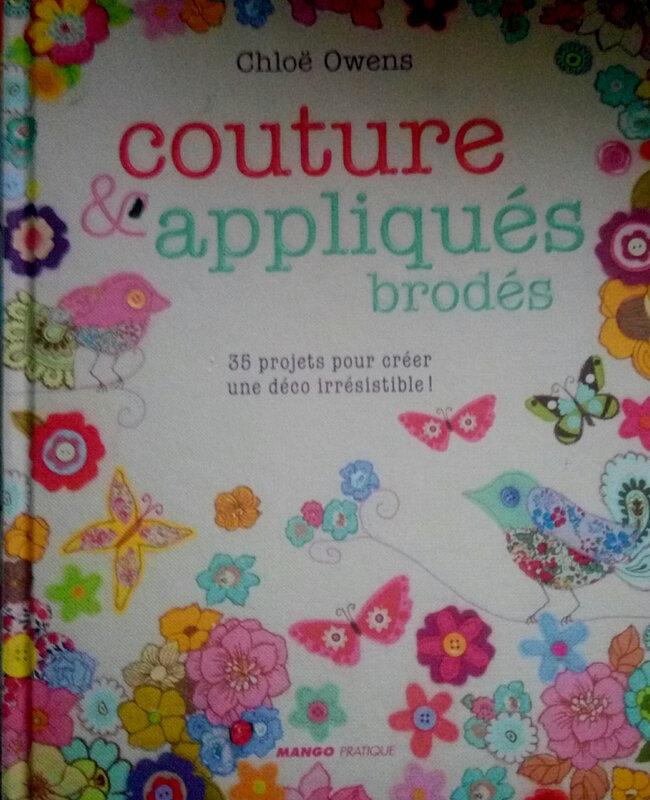 couture appliqués, brodés