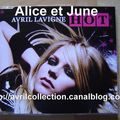 CD promotionnel Hot-version européenne/2pistes (2007)