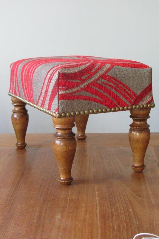 footstool tapissier à Brest