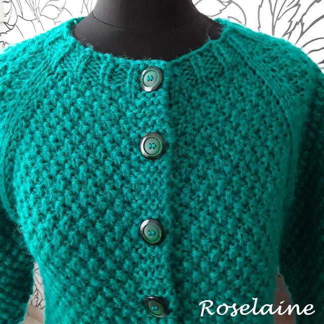 Mon Gilet Le Conquet By Drops Design Je Tricote Tu Crochètes