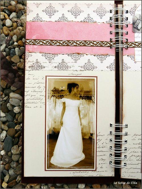 Mini robe de marié 12