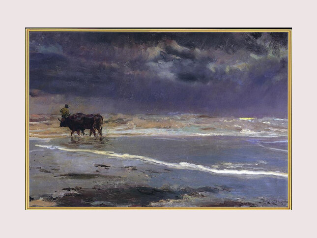 052-Journée grise sur la plage de Valence