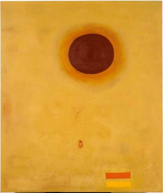 vague de chaleur adolph gottlieb