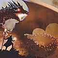 La kundalini, ce dragon qui traverse le corps humain
