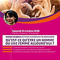 Conférence de jeanne larghero samedi 13 octobre