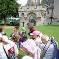 Au château de pierrefonds