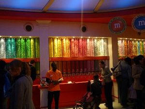 boutique M&M's