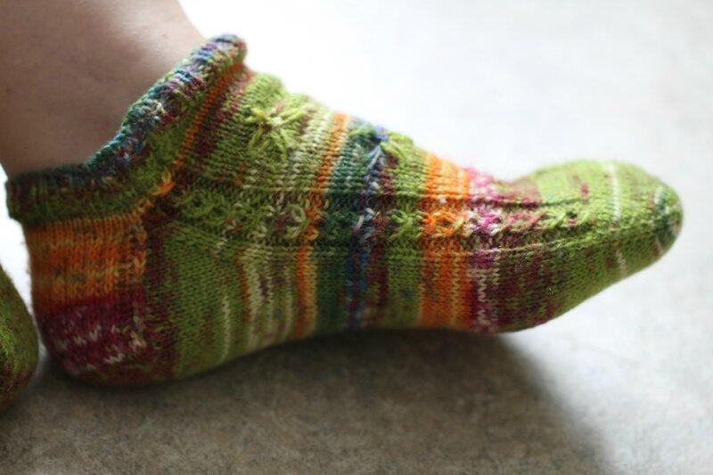 Butterbluemchen socks_5089