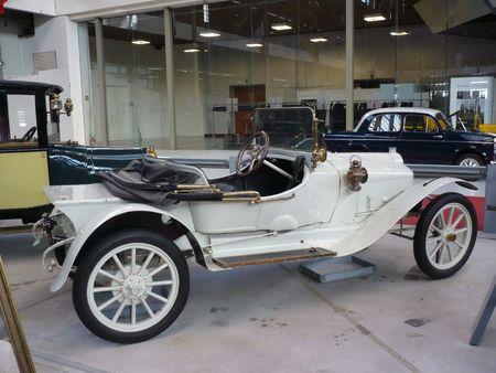 SIZAIRE ET NAUDIN 12CV 1910 Bruxelles - Autoworld (2)