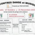 RENCONTRES - DANSES COLLECTIVES