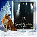 Service presse du boudoir ecarlate : le cercle des gentlemen tome 3 : la position d'un gentleman (kj charles)