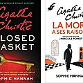 Closed casket, de sophie hannah