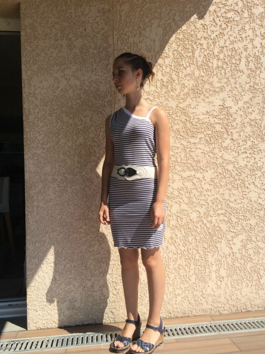 Celles qui ont fait une robe à 2