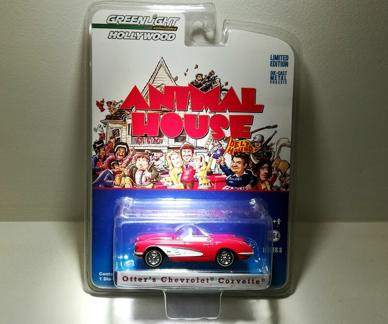Chevrolet Corvette Convertible (Animal House) Greenlight