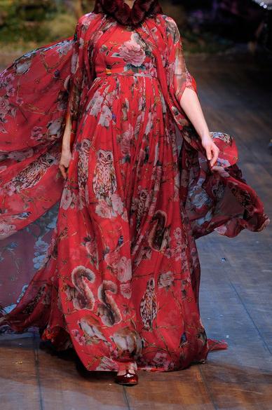 Dolce Gabbana en mouvement