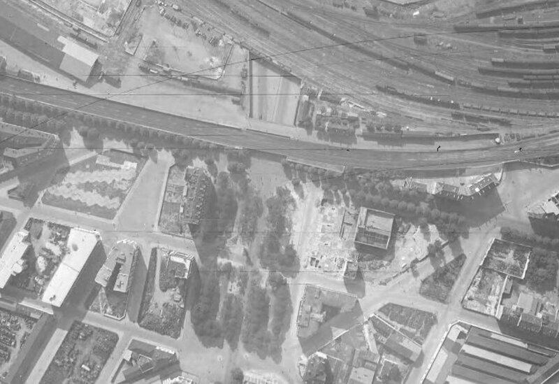 quartier mouche lyon 1945