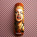 capsule Marilyn Monroe CrocOngle