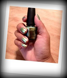 OPI Just Spotted the Lizard 090312