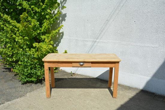 Table de ferme - La petite brocanteuse
