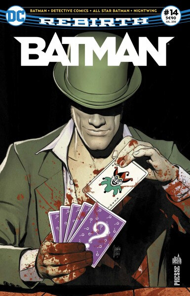 batman rebirth 14